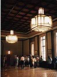 レトロ建築を探る-名古屋市庁舎